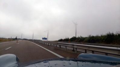 MG Midget fucking autoroute