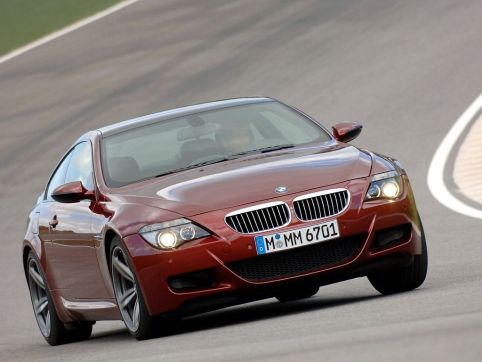 BMW M6 FACE 3