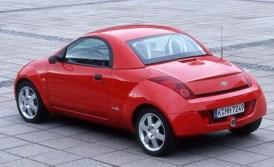 Ford Streetka rear