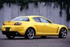 Mazda RX8 AR