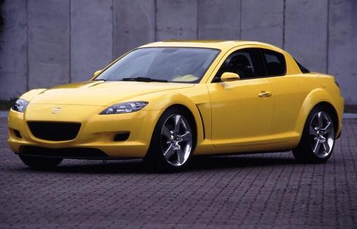 Mazda RX8 AV