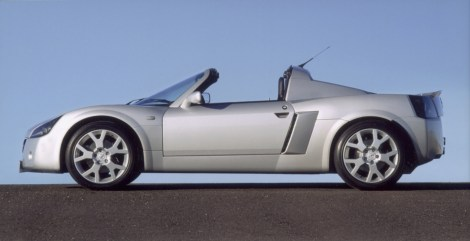 Opel Speedster Turbo 1