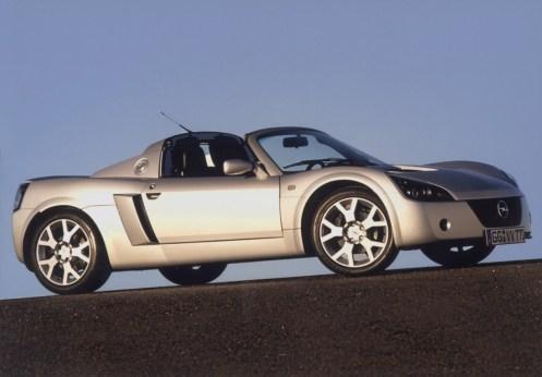 Opel Speedster Turbo 3