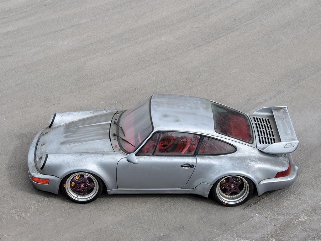 Porsche 911 CARRERA RSR EXT 11