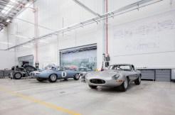 Jaguar Land Rover Classic Atelier 3