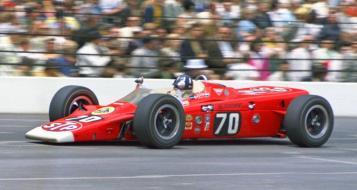 Lotus F1 wedge