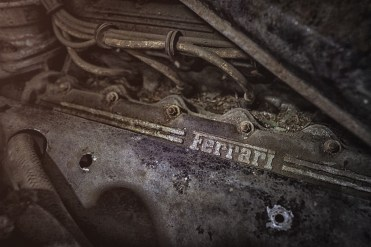 Ferrari-365-GTB4-Daytona-aluminium moteur