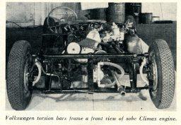 Châssis TVR