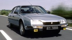 CX 25 GTI TURBO face