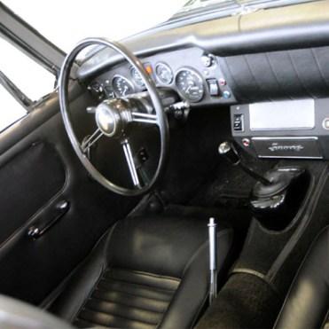 Panel kit Spirte 1969 noir