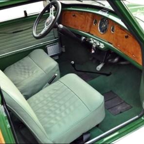 Moquette Mini MKI vert