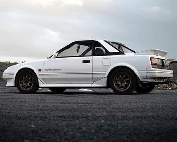 Toyota MR AW11