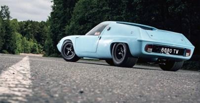 Lotus Europe Type 47