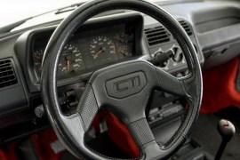 Peugeot 205 CTI Intérieur