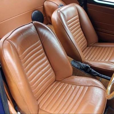 Habillages de sièges TR6