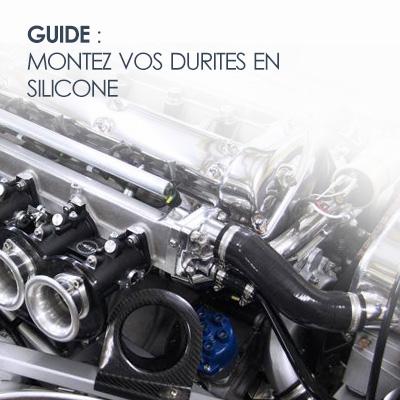 Guide montage durites en silicone