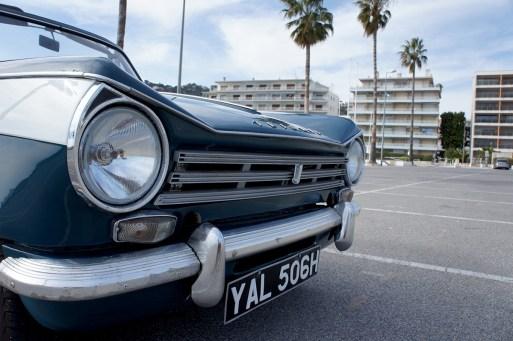 Louer voiture ancienne