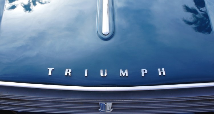 Triumph Herald 13 60 1968
