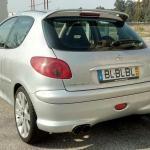 Autoshop Peugeot 206 2006