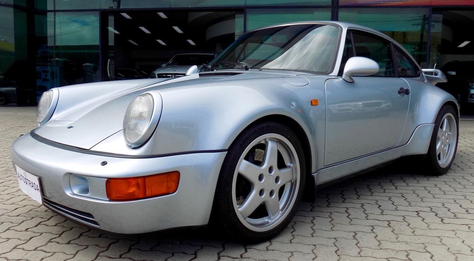 Porsche 964 RUF BTR4 for sale