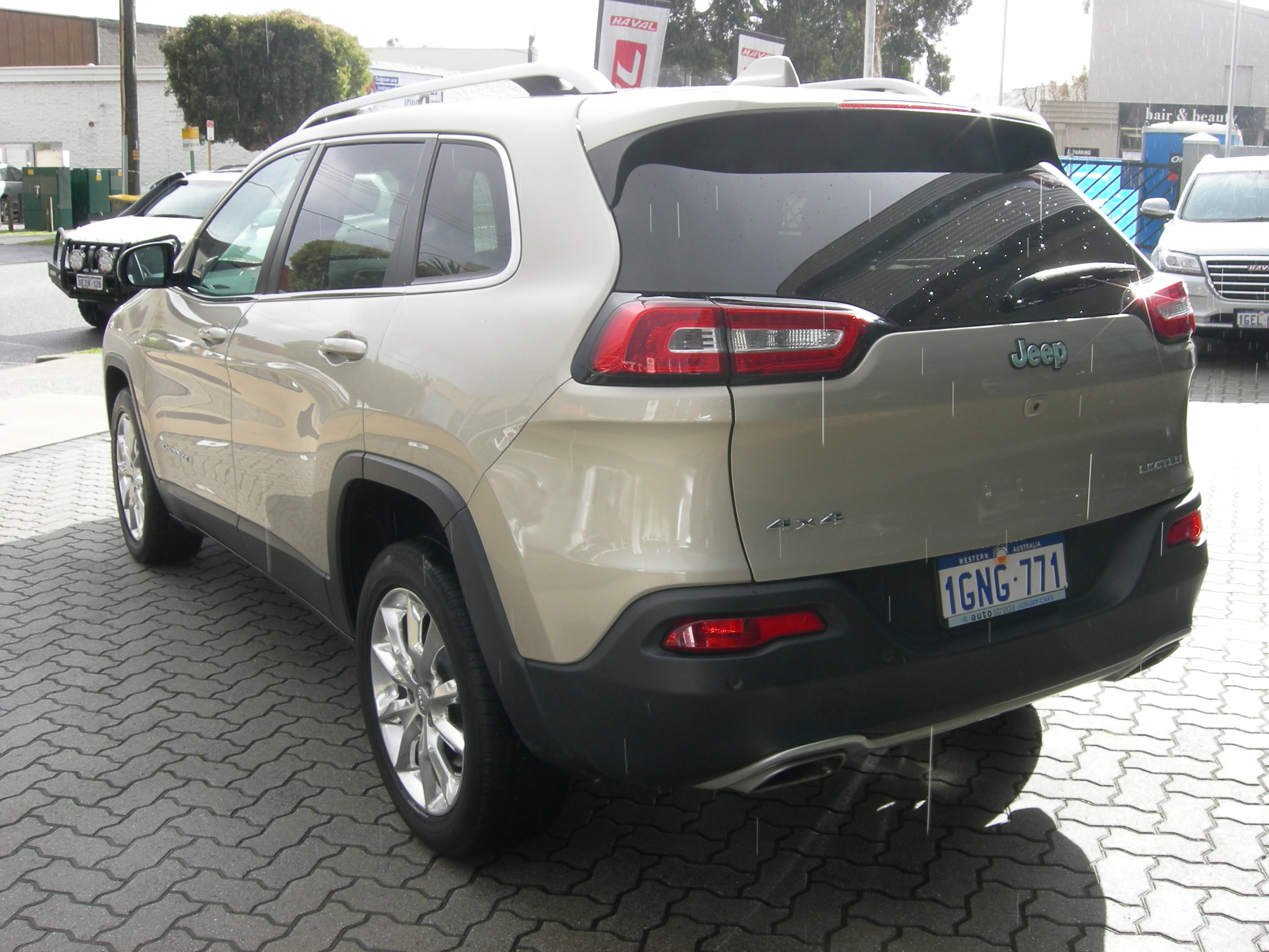 Jeep Cherokee for sale in Perth