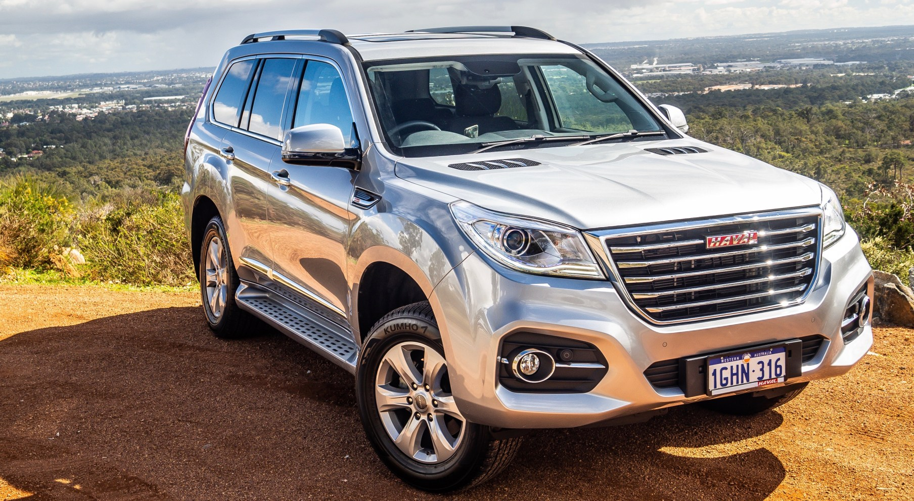 Haval H9 SUV for sale in Perth