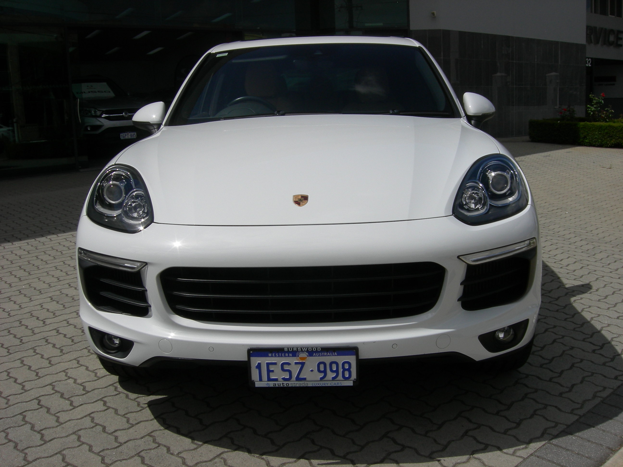 Porsche Cayenne for Sale in Perth