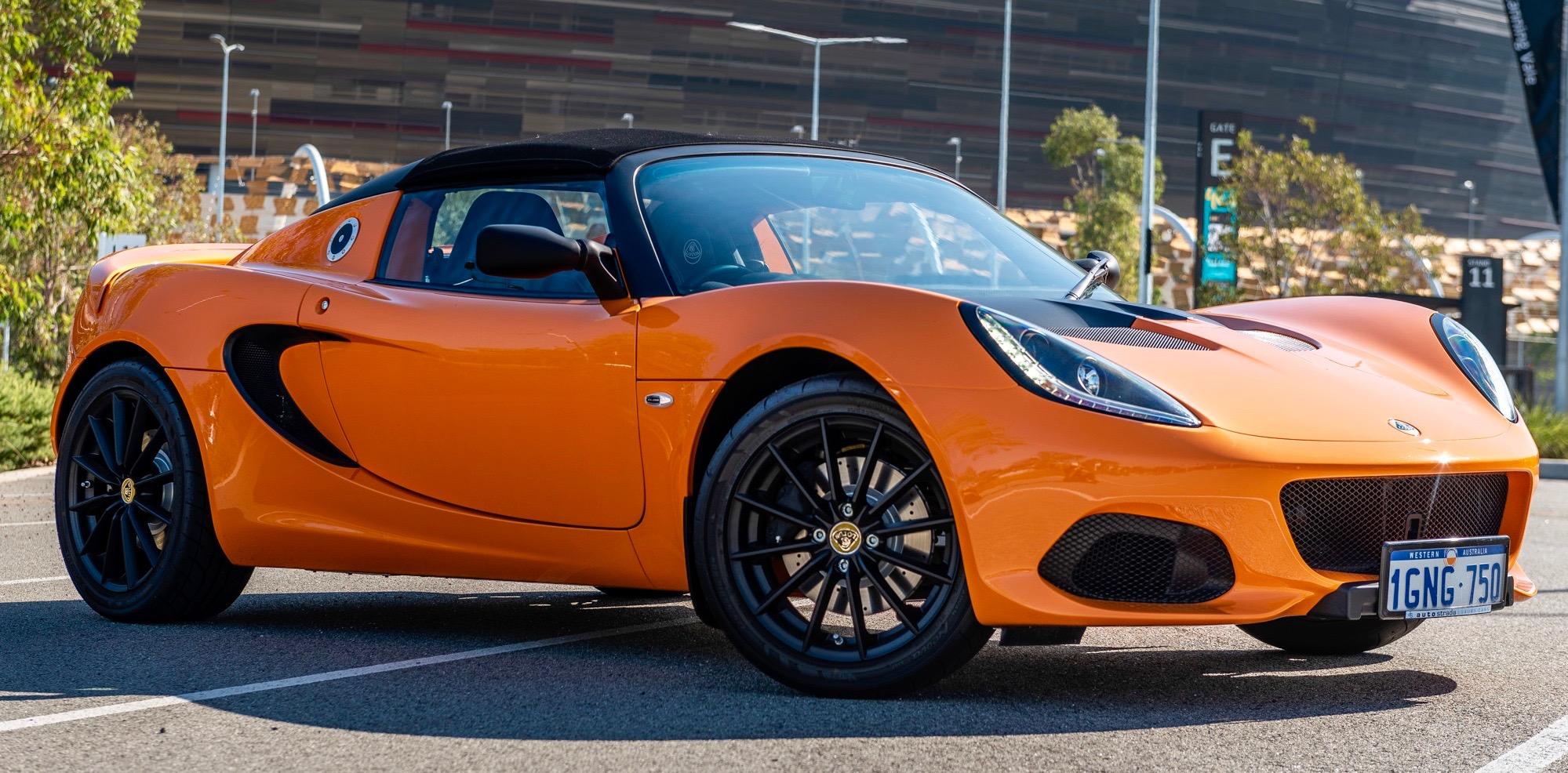 Lotus Elise Sport 220 for Sale