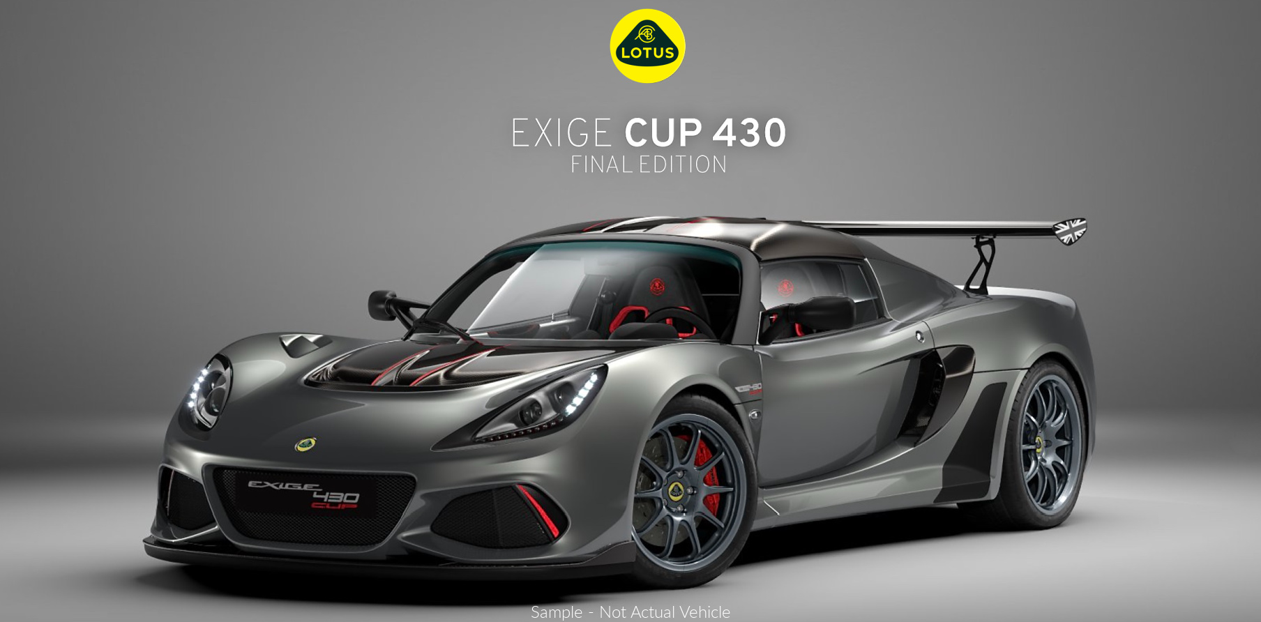 2021 Lotus Exige Cup 430 Final Edition for sale Perth