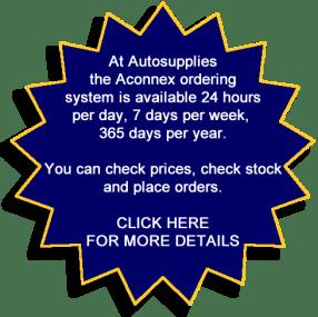 Aconnex Online Ordering System
