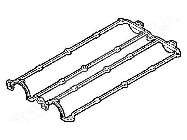 Uszczelka pokrywy zaworów Ford 1.6-2.0 Zetec,Escort,Fiesta