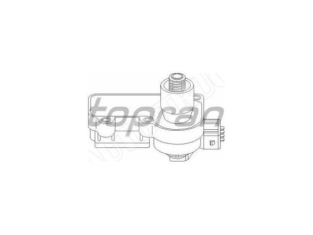 Silnik krokowy 4-pinowy, Bosch Audi/VW/Fiat/Lancia/Citroen