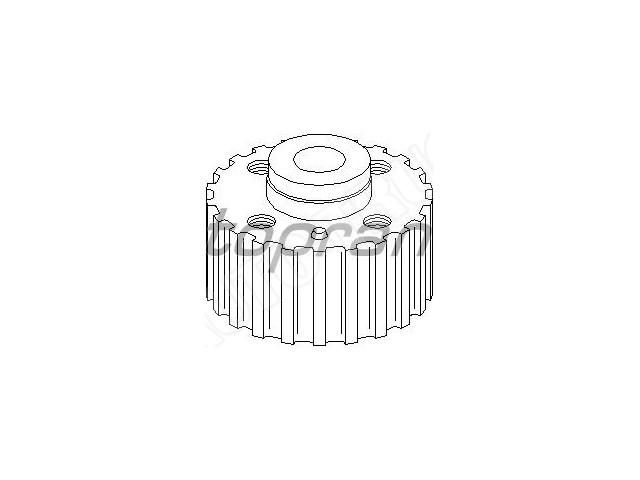 Koło zębate wału korbowego silnika Audi 80,A4,A6,Seat