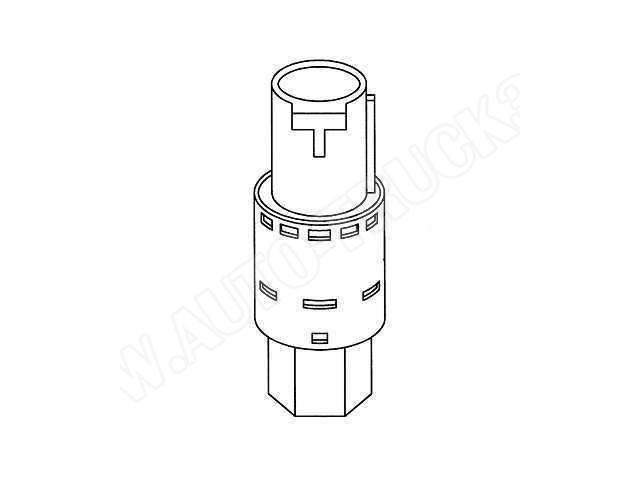 Włącznik-czujnik ciśnieniowy klimatyzacji FORD Mondeo 93