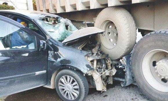 Accidents de la route : 16 morts et 25 blessés ces dernières
