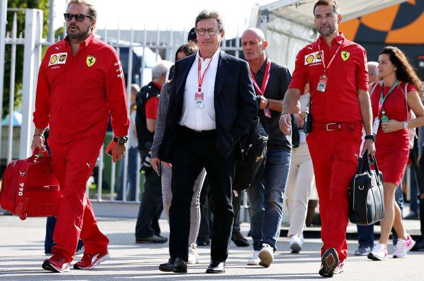 Le patron de Ferrari démissionne !