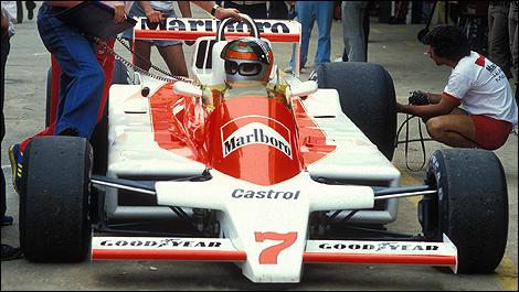 Gilles Villeneuve John Watsons words about the tragedy  Auto123com