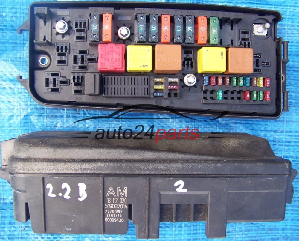 medium resolution of fuse relay box electrical comfort control module body opel opel vectra c fuse box location opel