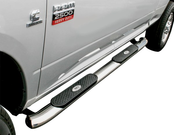 Aries Oval Nerf Bars Side Steps