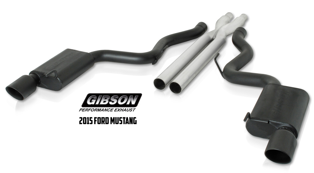 gibson exhaust system 8300