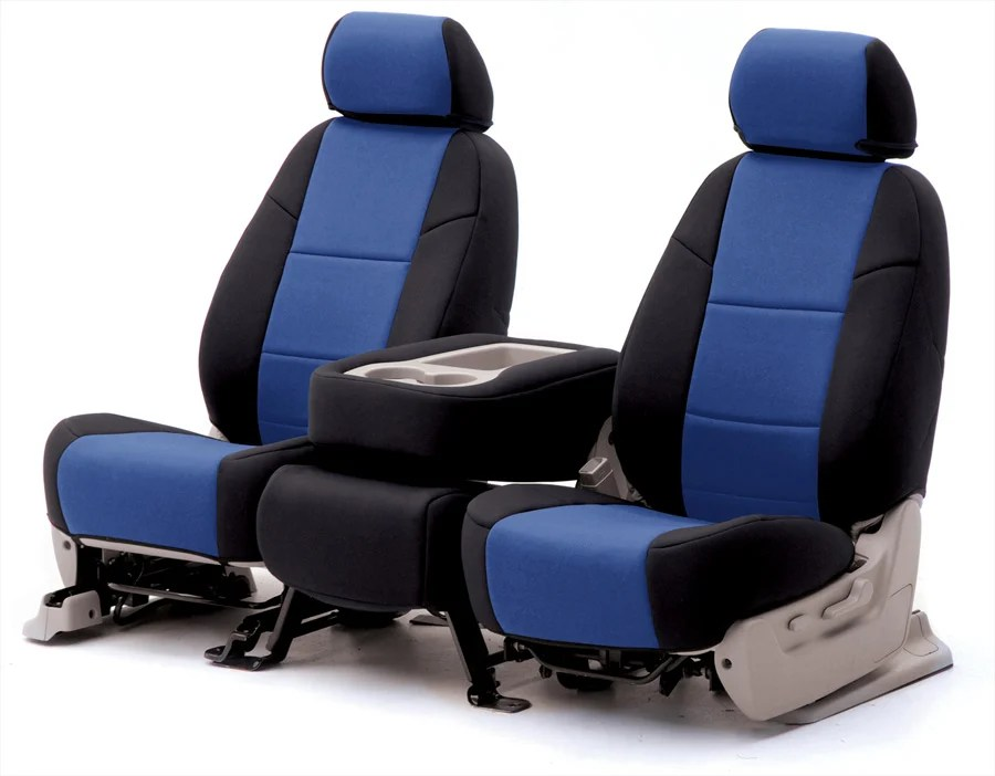 cover chair seat car black faux leather coverking neosupreme covers free shipping