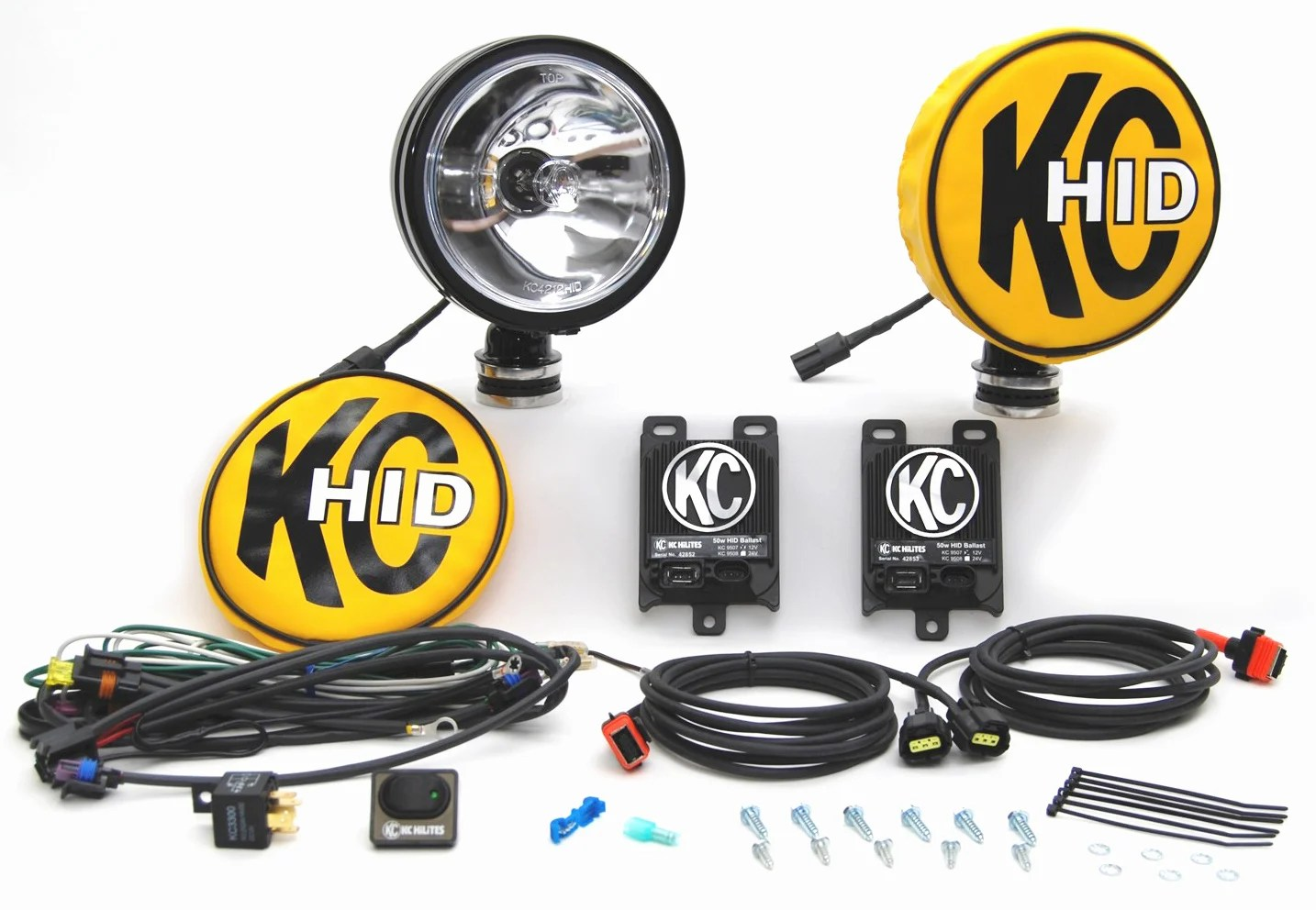 hight resolution of kc hilite wiring harnes