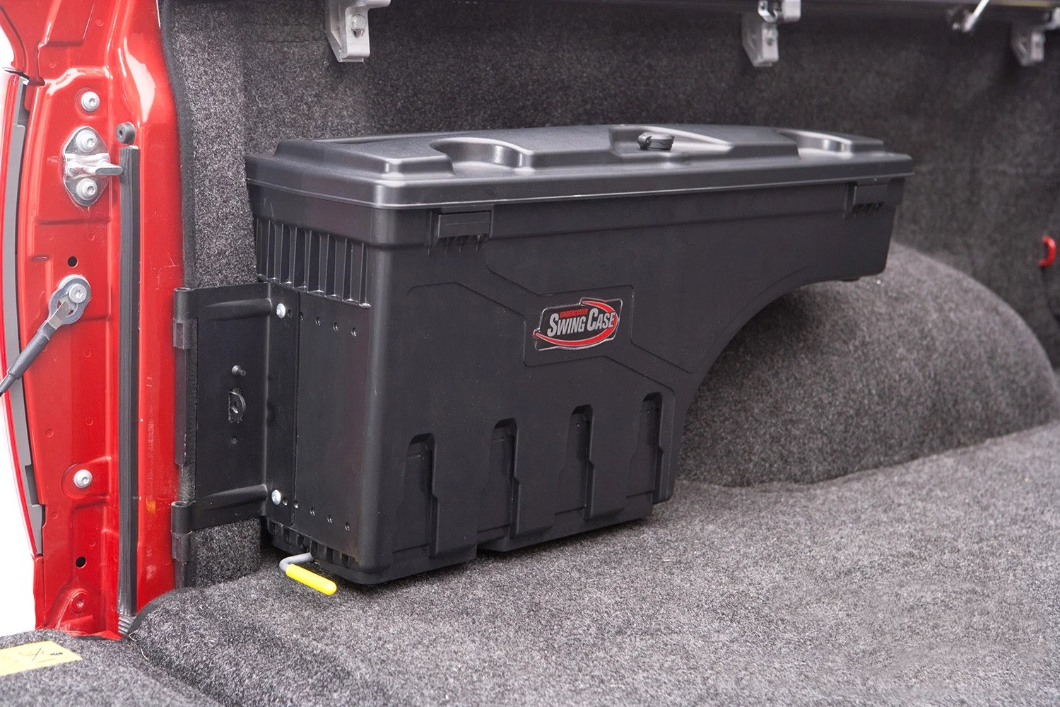 19972014 Ford F150 Undercover Swing Case Truck Toolbox  Undercover SC201P