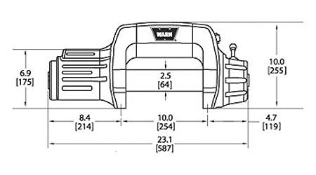 Warn 12000 Winch Wiring Diagram Warn Winch A2000 Schematic