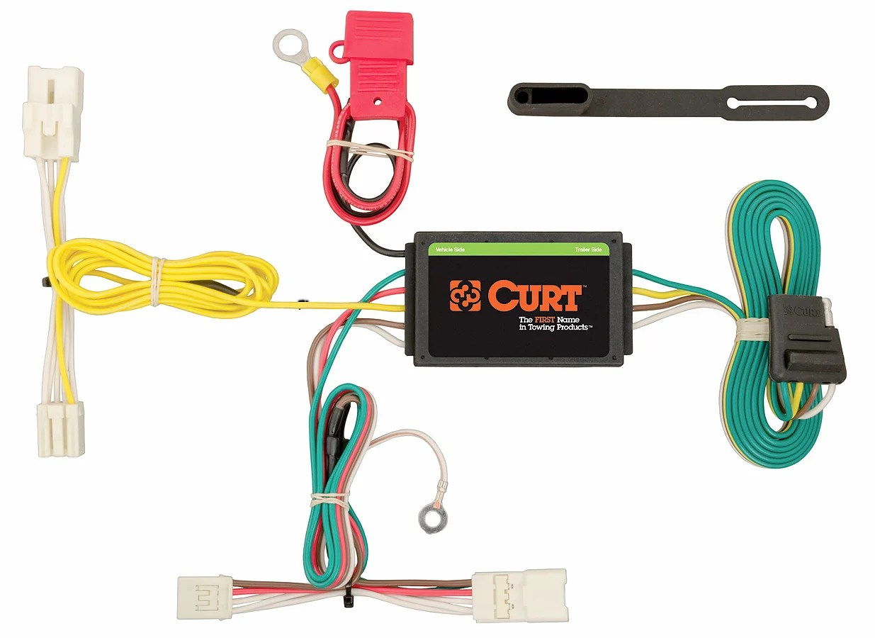 hight resolution of curt t connector wiring harness