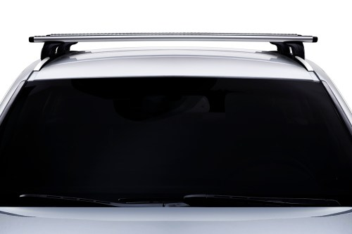 small resolution of thule roof rack system