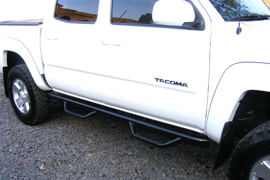 2014 Bars Step Side Tacoma Toyota