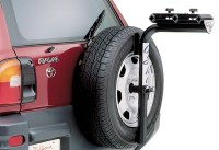 Surco Spare Tire Bike Rack