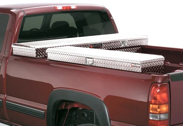 DeflectaShield Side Mount Truck Toolbox