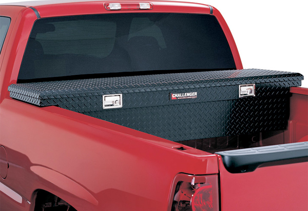 DeflectaShield Crossover Low Profile Truck Toolbox